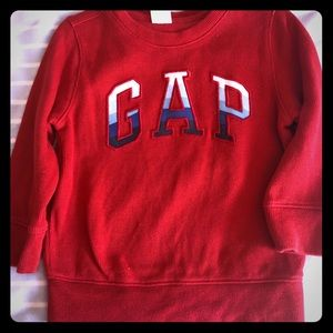 Gap thermal sweater/sweatshirt
